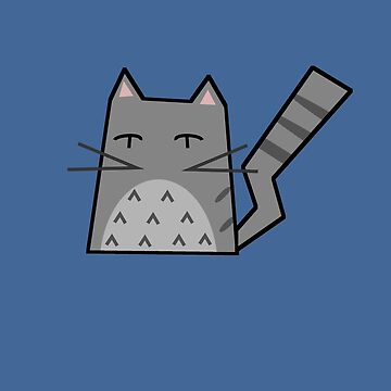 Totoro Cat by Rjcham