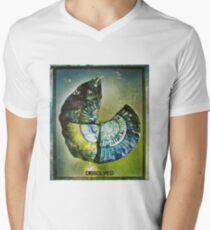 Dissolved: Ammonite  Men's V-Neck T-Shirt