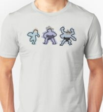 Machop trio T-Shirt