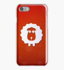 Chinese Zodiac - Year of the Sheep iPhone Case/Skin