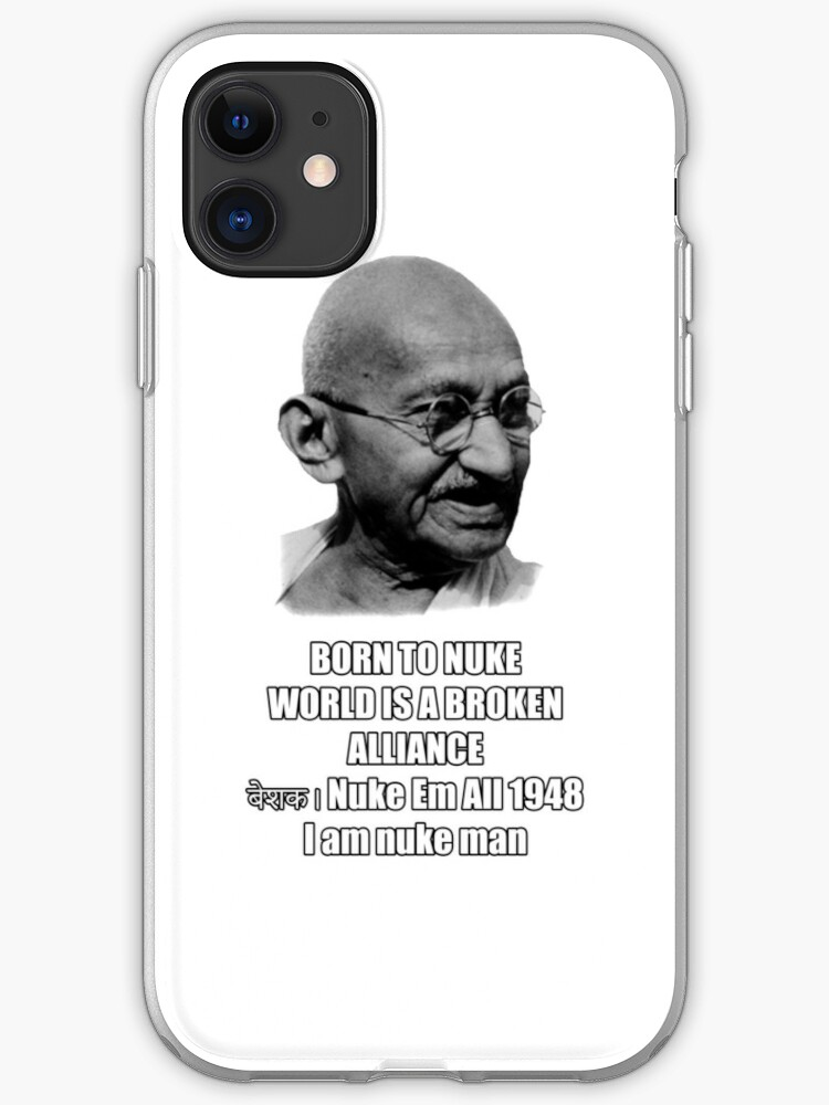 Dreaming Of Destruction iPhone 11 case