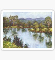 Hastings River, Wauchope Sticker