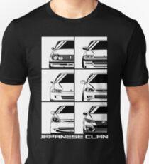 Honda Civic. Generations T-Shirt