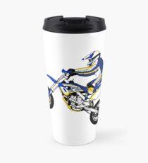 Supermoto Racing Travel Mug
