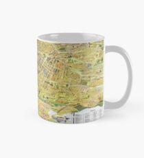 Map of Los Angeles - California - 1932 Mug