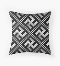 Grandma's Design: knitting pattern #13 Throw Pillow