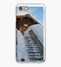 Hochkoenig - Austria iPhone Case/Skin
