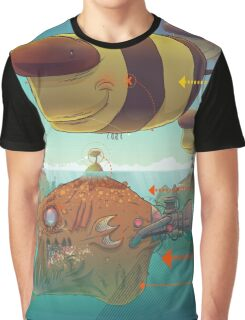 Bee T-shirt Graphique