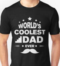 World's Coolest Step Dad Ever Unisex T-Shirt