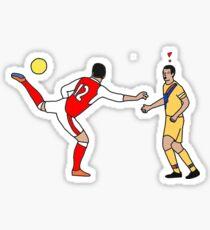 Giroud Scorpion Sticker