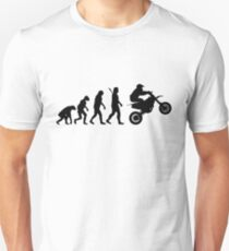 Evolution Supermoto  Unisex T-Shirt