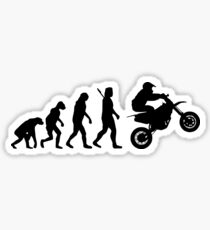 Evolution Supermoto  Sticker