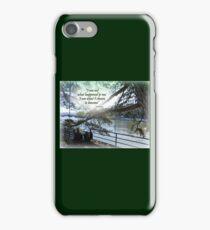 CHOICE iPhone Case/Skin
