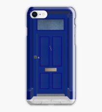 Notting Hill Door iPhone Case/Skin