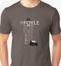Foyle's War Typography T-Shirt