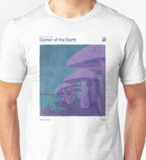 Journey to the Center of the Earth - Jules Verne T-Shirt