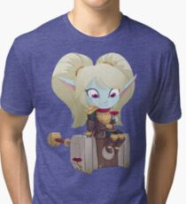 Poppy Keeper of the Hammer Tri-blend T-Shirt