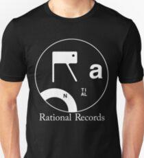 Rational Records (Dark) Unisex T-Shirt