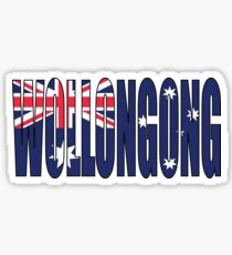 Wollongong Sticker