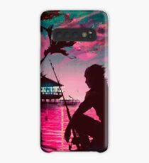 [Final Fantasy] Galdin Quay Sunset Case/Skin for Samsung Galaxy