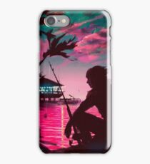 [Final Fantasy] Galdin Quay Sunset iPhone Case/Skin