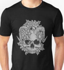 Japanese Skull Unisex T-Shirt