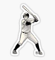 Belted Sticker