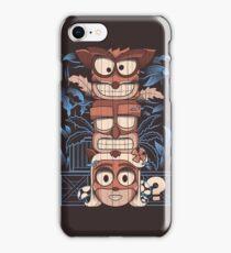 C.Totem iPhone Case/Skin