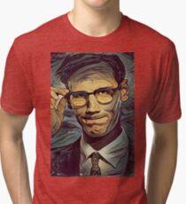 Riddle Me This Tri-blend T-Shirt