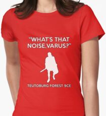 TEUTOBURG 9CE Womens Fitted T-Shirt