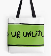 Texting Generation Tote Bag