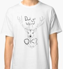 People Of Earth. Stag/Deer Classic T-Shirt