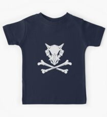 Cubone Skullhead Kids Tee