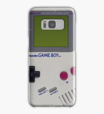 Gameboy - Galaxy S Retro Series Samsung Galaxy Case/Skin