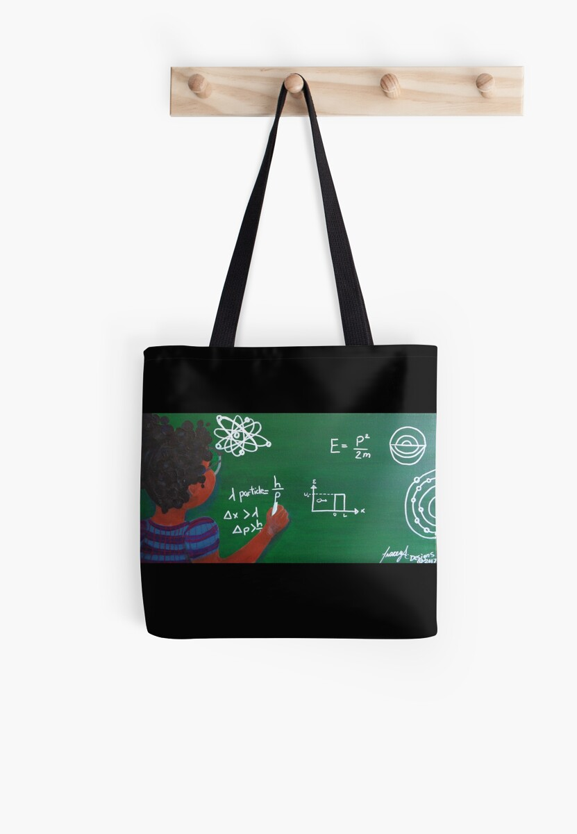 My Knowledge Is My Power (Black) by Traceyadesigns