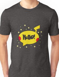 Pika show Unisex T-Shirt