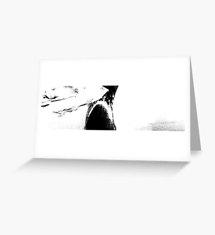 Threads Greeting Card