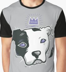 Pitbull King Graphic T-Shirt