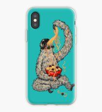 A Sloth Eating Spaghetti iPhone Case