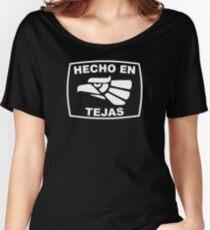 Hecho en Tejas Women's Relaxed Fit T-Shirt
