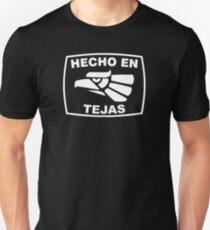 Hecho en Tejas Unisex T-Shirt