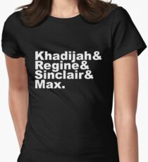 Living Single Squad Womens Fitted T-Shirt