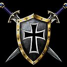battle crest by flembo