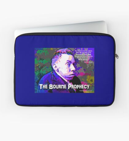 The Bourne Prophecy Laptop Sleeve