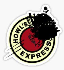 H. Express Sticker