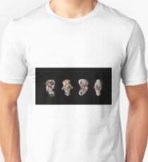 Pit-Bull puppies Unisex T-Shirt