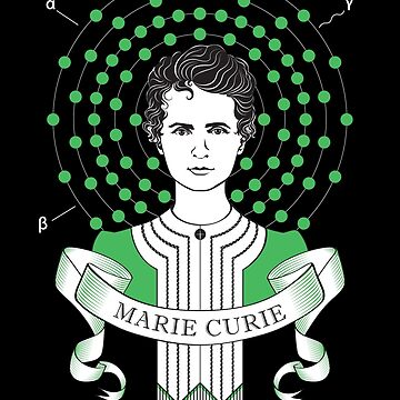 Marie Curie by starstuffstore