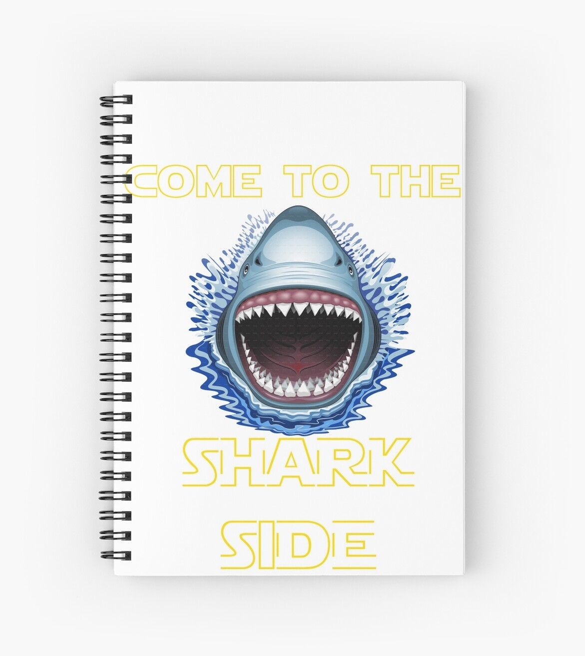 c586aec092 Come To The Shark Side Wars Star Reference Dark Side