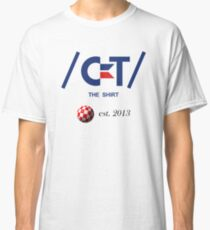/ct/ee/ - THE SHIRT Classic T-Shirt