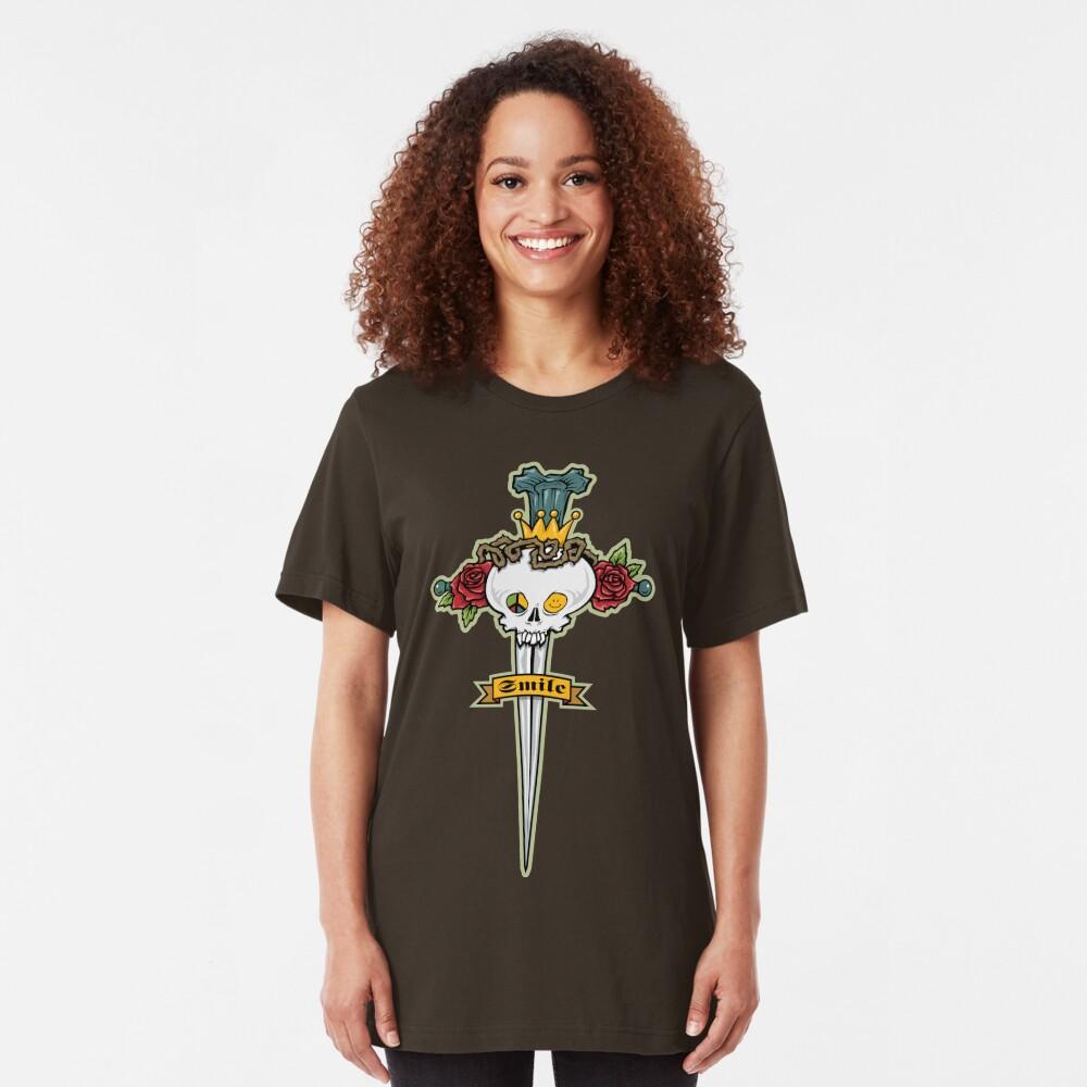 Skull Crest Slim Fit T-Shirt